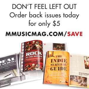 M music musicians magazine contact us for Us magazine address change