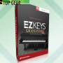 Toontrack EZkeys, EZdrummer, and EZmix 2