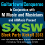 Guitartown/Conqueroo Block Party Kickoff 2013
