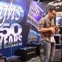 GHS Strings @ 2014 NAMM Show
