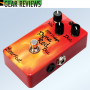 BEARFOOT GUITAR EFFECTS DYNA RED DISTORTION