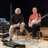 Guitar legend Adrian Belew workshop spotlighting Parker Fly Guitars