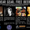 AES San Francisco – HEAR GEAR. FREE BEER.