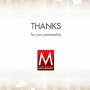 M Gives Thanks