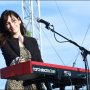 Lucy Schwartz at the Balboa Beach Music Fest