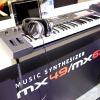 MX61 MUSIC PRODUCTION SYNTHESIZER