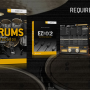Toontrack Music released Drums Toolbox EZmix Pack