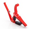 Kyser® Musical Products and Fender Musical Instruments Corporation Create Co-branded Red Capo for Electric Guitars