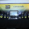 Gibson – KRK Cakewalk @ AES