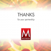 M Gives Thanks – 2014