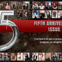 Fifth Anniversary Issue