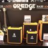 ORANGE AMPS AT NAMM 2017