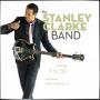 THE STANLEY CLARKE BAND + The Stanley Clarke Band