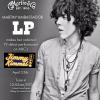 MARTIN AMBASSADOR LP TV DEBUT WEDNESDAY, APRIL 25TH