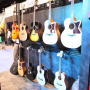 SIERRA GUITARS at NAMM 2012