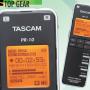 TASCAM PR-10: Instant Capture