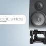 AMAZING IsoAcoustics Speaker Stand Demo at Metalworks Studios