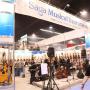 SAGA @ 2014 NAMM Show