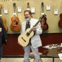 SANTA CRUZ GUITAR COMPANY AT NAMM 2015