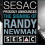 SESAC Signs Randy Newman