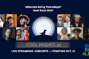 COOL NIGHTS 21 FROM BLUE ROCK STUDIO