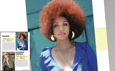 M Music Amp Musicians Magazine 187 N Dambi