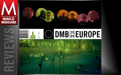 Dave Matthews Band - Europe 2009