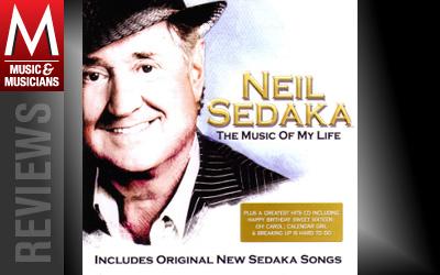 NEIL SEDAKA - The Music of My Life