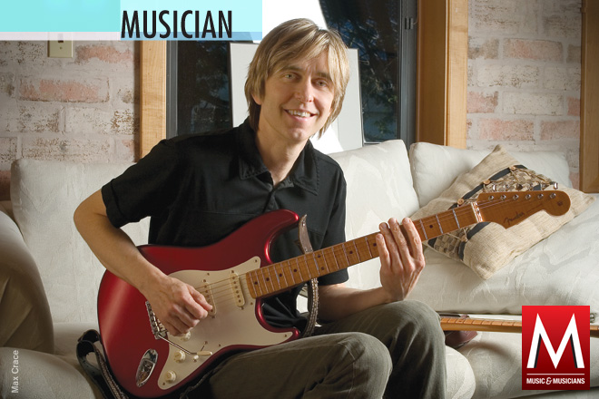 M Music Amp Musicians Magazine 187 Eric Johnson