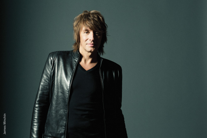 Richie Sambora Clothing Richie Sambora Isn't One to