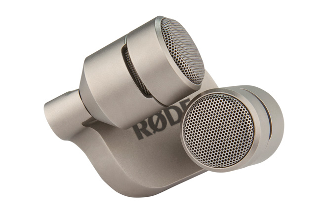 RØDE iXY stereo microphone