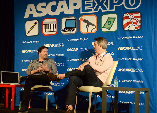 Oh, the Horror: Master Session with James S. Levine, moderated by ASCAP EVP of Membership Randy Grimmett