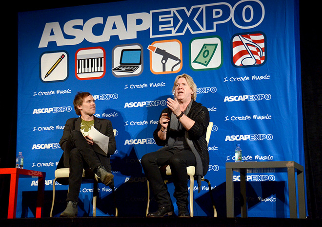 Producing Magic: Master Session with Steve Lillywhite, moderated by ASCAP's Erik Philbrook