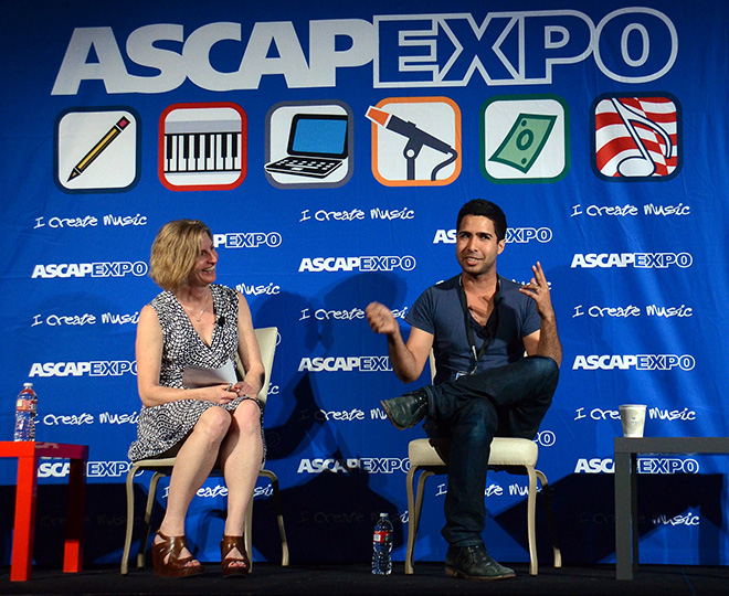 I Wanna Go: Master Session with Savan Kotecha, moderated by ASCAP's Sue Drew