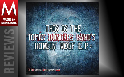 The-Tomas-Doncker-Band-M-Review-No28