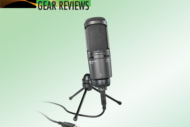AUDIO-TECHNICA-AT2020USB-Gear-Review-Issue-No29