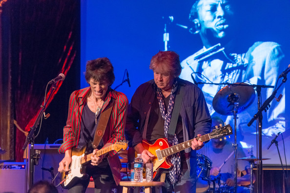 Ronnie Wood & Mick Taylor-1
