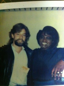 Sherman Halsey & James Brown