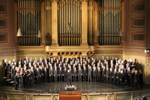 Yale Russian Chorus - credit Andrei Bekrenev