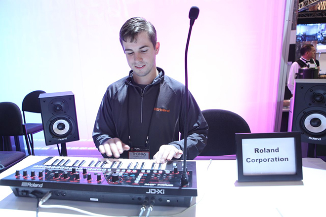 NAMM-2015-Media-Preview-025-ROLAND-CORPORATION