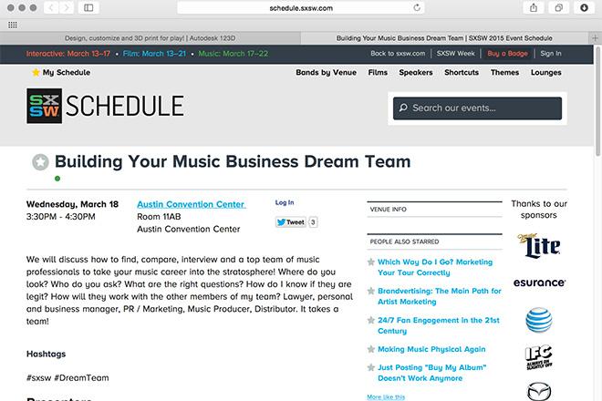 sxsw-building-your-music-dreamteam