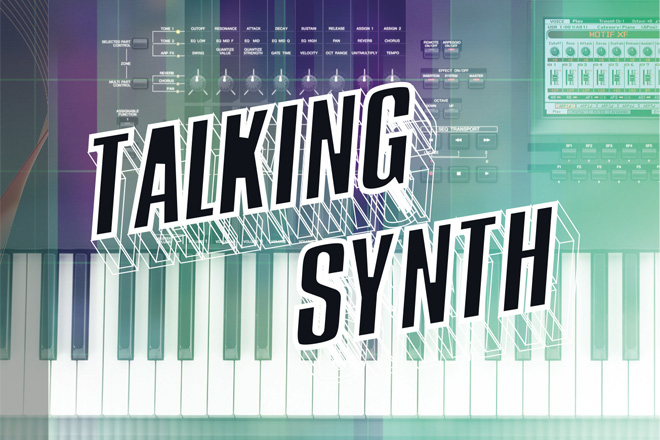 Talking-Synth-No41