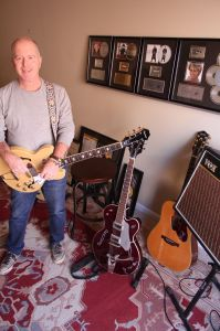 Mark Cawley-09 - with guitars