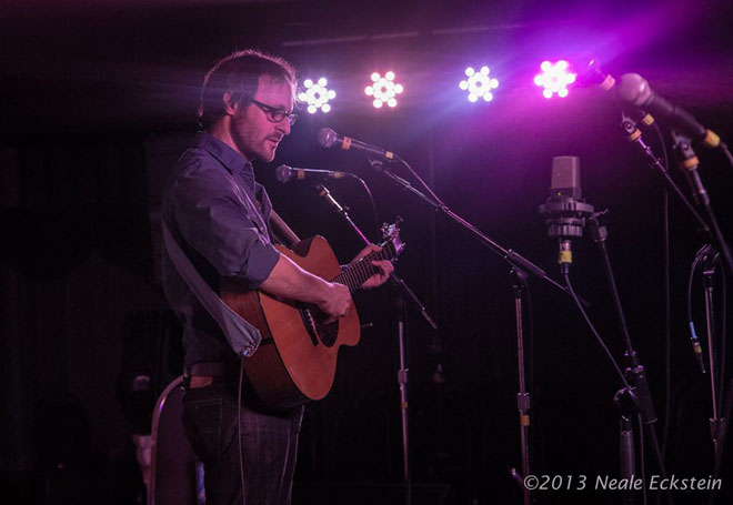 Robby Hecht-2 - live photo 2013