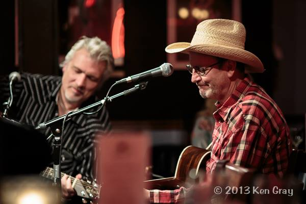 Brent Moyer with Tore / credit: Ken Gray