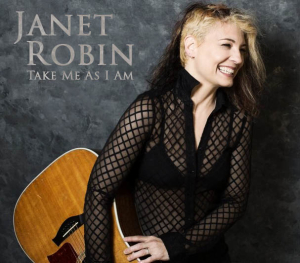 Janet Robin - Take Me As I Am - 2016