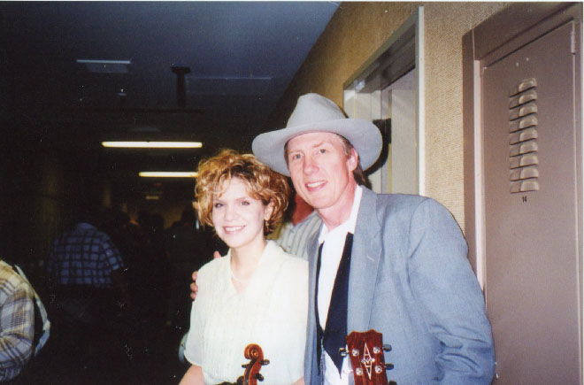 Austin Church with Alison Krauss