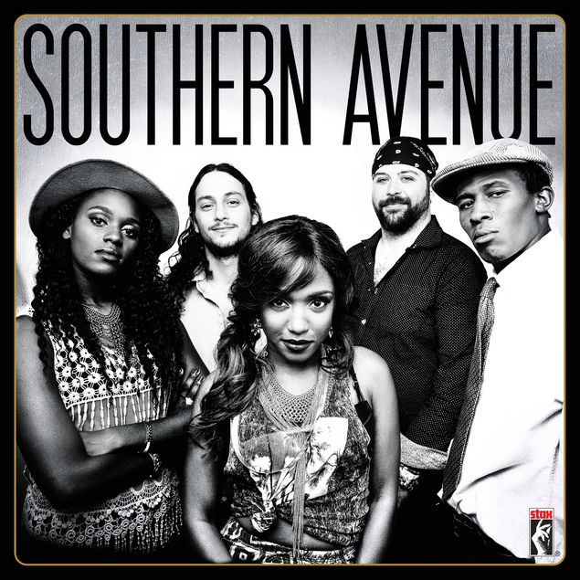 Southern Avenue-1 - CD Cover