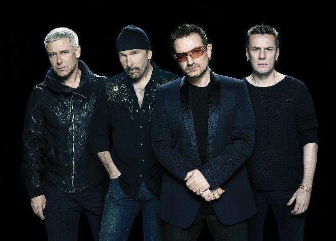 U2 - Photo Credit: Deirdre O'Callaghan