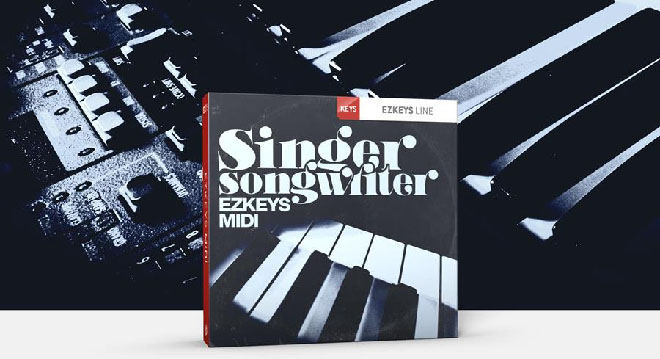 Toontrack - Singer Songwriter